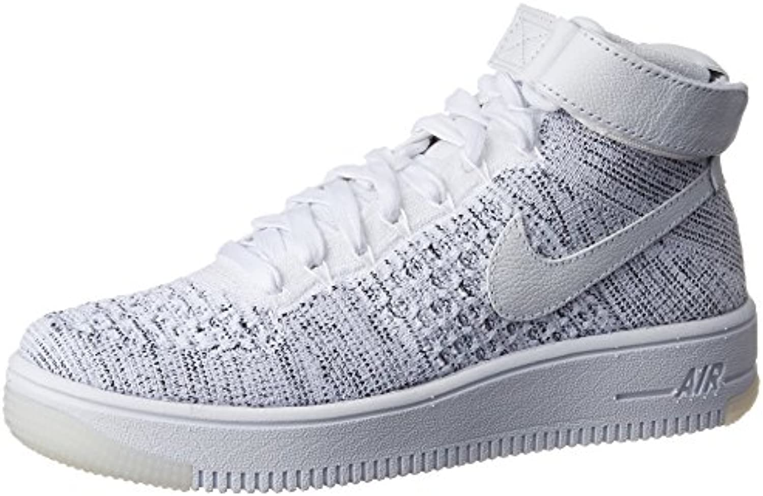 Nike Performance Damen Mid Cut Sneakers Air Force 1 Flyknit