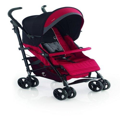 Opiniones jane silla de paseo jane nanuq xl rojo - Silla paseo amazon ...