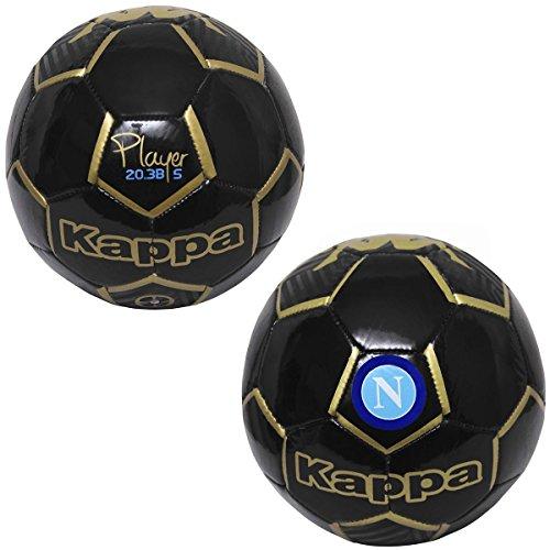 Kappa PLAYER 20.3B NAPOLI BLACK-RICH GOLD