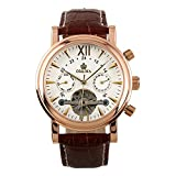ESS Rose Golden TOURBILLON Design Men's ...