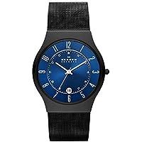 Skagen Classic Analog Blue Dial Men's Watch - T233XLTMN