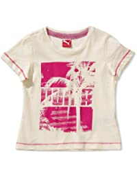 PUMA t-shirt beach sun pour fille