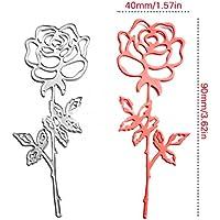 Enipate rose Garden scrapbook fai da te
