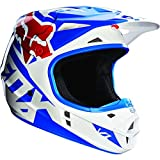 Fox Helm V1 Race Blau Gr. L