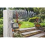 Gardena Bewässerungscomputer EasyControl: Bewässerungssteuerung, tägliche Bewässerung oder jeden 2/3/7 Tag, bis zu drei…