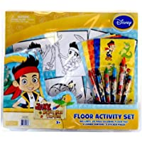 Tri-Coastal Design -Toys Disney Junior Jake and The Neverlands Pirates Floor Activity Set by Tri-Coastal Design -Toys