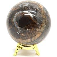 good Ratting natürlicher Edelstein Kugel Ball Natural Colorful Sparkling Mineral Kugel poliert Kristall Edelstein... preisvergleich bei billige-tabletten.eu