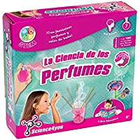 Science4You - La Ciencia de los Perfumes - Juguete Educativo STEM