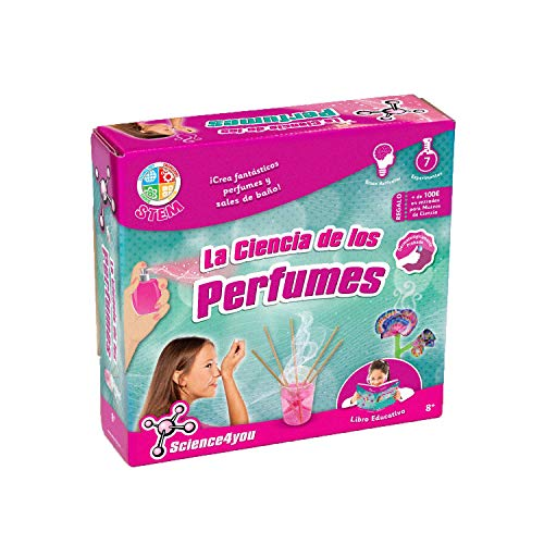 Science4You - La Ciencia Perfumes - Juguete Educativo