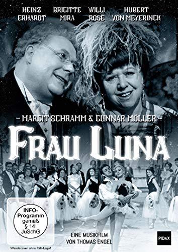 Frau Luna Frau Luna / Phantastischer Musikfilm mit Heinz Erhardt, Brigitte Mira und Willi Rose