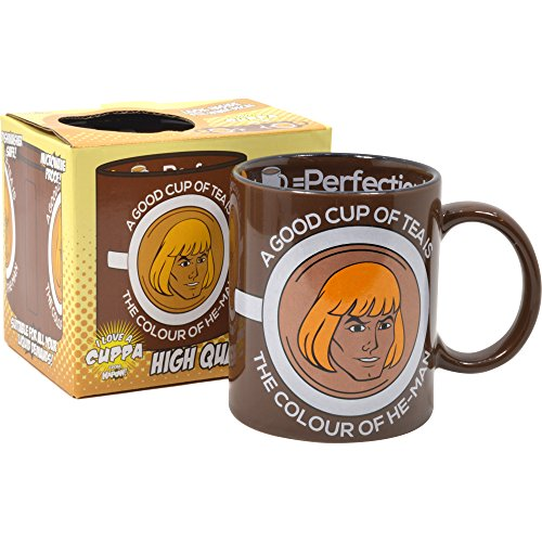 He-Man Mug - A Good Cup of Tea, The Colour of He-Man