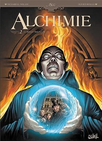 Bd Alchimie - Alchimie T02: Le dernier roi