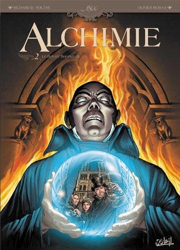 Alchimie, Tome 2 : par Olivier Roman