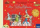 Am Weihnachtsbaume: Die 24 tollsten Weihnachtslieder zum Gucken, Hören und Mitsingen (Buch mit CD)