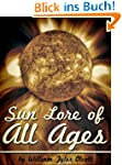 Sun Lore of All Ages (English Edition)