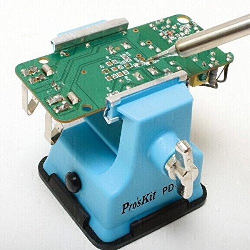 Bluelover PD-372 Mini Work Bench Vise plastica Banco ganascia 25 millimetri di apertura