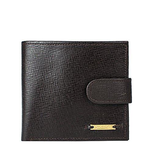 Hidesign Brown Men's Wallet (EE 010SC-MANHATTAN-BROWN)