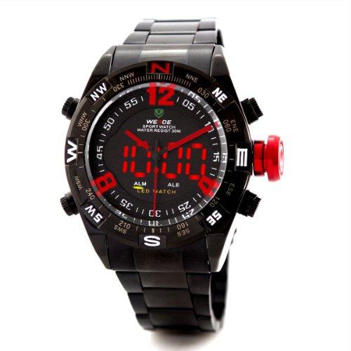 alienwork-dualtime-orologio-led-analogico-digitale-cronografo-led-multi-funzione-acciaio-inox-nero-n