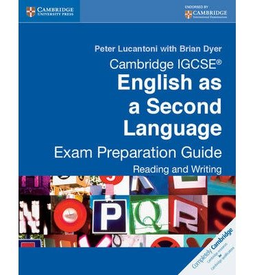 Cambridge IGCSE English as a Second Language Exam Preparation Guide: Reading and Writing (Cambridge International Examinations) (Paperback) - Common