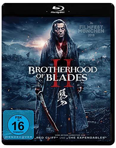 Brotherhood of Blades 2 [Blu-ray]