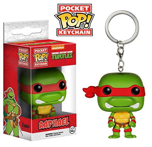 FunKo Pocket POP Keychain TMNT Raphael