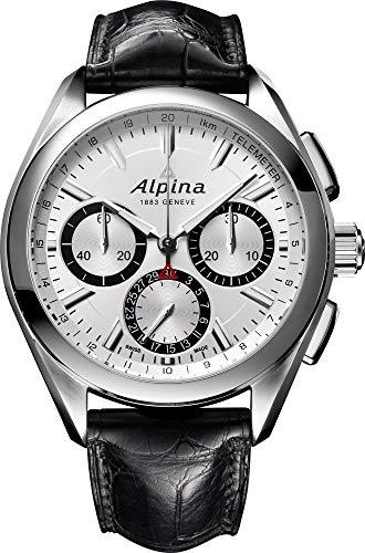 Alpina Geneve Alpiner 4 Flyback Chronograph AL-760SB5AQ6 Herren Automatikchronograph Manufakturkaliber