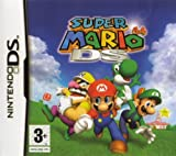 Best Nds Games - Nintendo SUPER MARIO 64 - video games Review