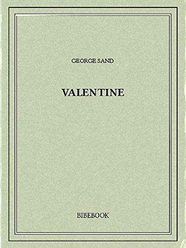 Couverture du livre Valentine