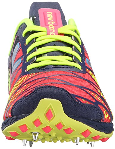 New Balance Women's WXC900 Spike Running Shoe Navy/Pink