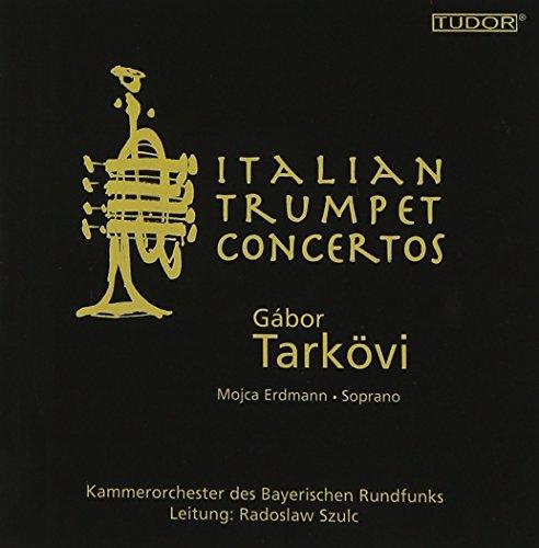 Concertos italiens et Arias pour trompette et soprano