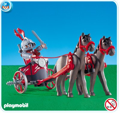 Playmobil Roman Carriage