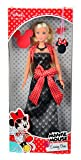 Simba 105745874 - Steffi Love Minnie Mouse Evening Dress, 2-sortiert