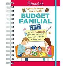 Budget familial Mémoniak 2017