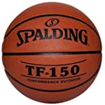 Spalding TF150 Out, Orange, 6, 300150...