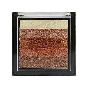 Makeup Revolution London Vivid Shimmer Brick, Rose Gold, 7g