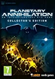 Planetary Annihilation - Collectors EDITION (PC DVD/Mac)