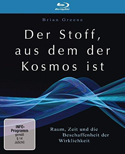Der Stoff, aus dem der Kosmos ist - Raum, Zeit und die Beschaffenheit der Wirklichkeit [Blu-ray] (Raum National Geographic)