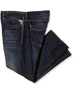 Replay Herren Straight Leg Jeanshose NEWBILL, Bleu (Blue Denim 007), Gr. 33W/30L