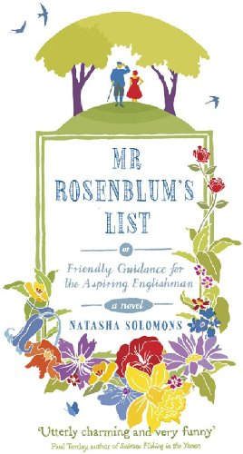 Mr Rosenblum's List: or Friendly Guidance for the Aspiring Englishman (English Edition)