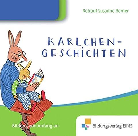 Ohren spitzen: Hörspiel: Karlchen Geschichten: Audio-CD