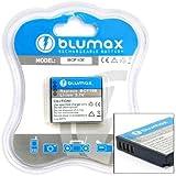 Blumax Batterie li-on type Panasonic DMW-BCF10E / BCF10 (950 mAh) (Import Allemagne)