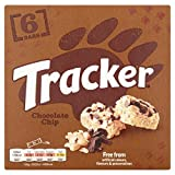 Tracker Chocolate Chip Cereal Bar, 6x26g