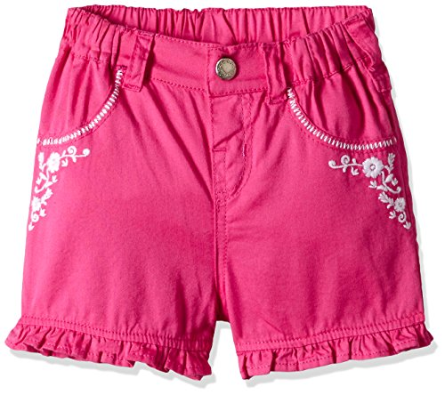 Donuts Baby Girls' Shorts (269781292 PINK 06M IN-19)