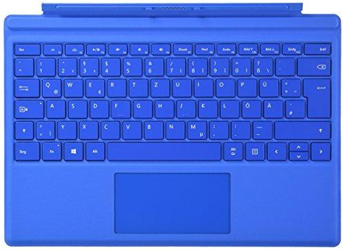 Microsoft Surface Pro 4 Type Cover hellblau
