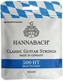 Hannabach 500HT High Tension Strings for Classic Guitar Set