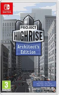 Project Highrise Architects Edition (Nintendo Switch) (B07FB48PYP) | Amazon Products