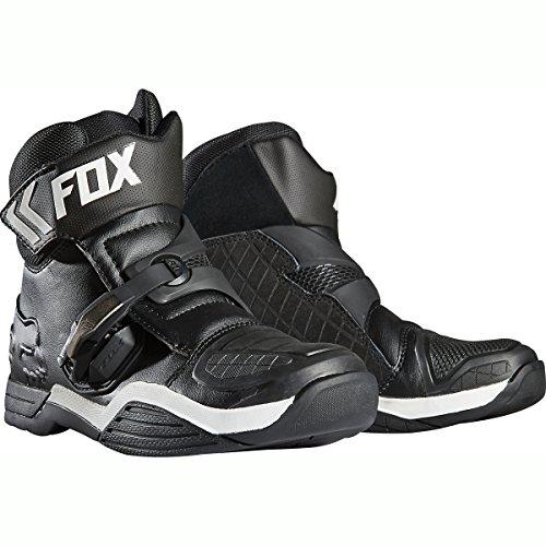 Fox Motocross-Stiefel Bomber Schwarz Gr. 46