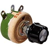 120Pcs UKM-065 10K Ohm 3 Terminals Trimmer Potentiometer regelbar Widerstand