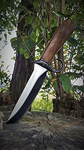 klassiches 30cm großes Jagdmesser - Jäger Messer - Outdoor- Survival- Messer - Hunting Knife