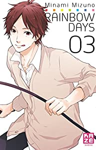 Rainbow days Edition simple Tome 3